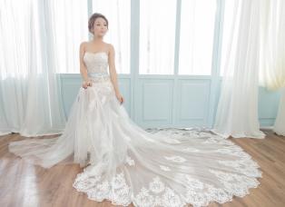訂製手工婚紗